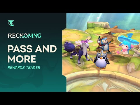Reckoning Pass and More | Rewards Trailer – Teamfight Tactics