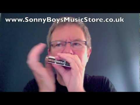 Hohner John Lennon harmonica review from playharmonica.co.uk
