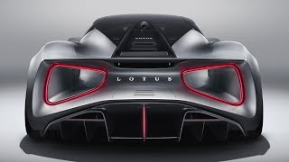 YouTube Video _91pXnhdRcc for Product Lotus Evija Electric Sports Car by Company Lotus Cars in Industry Cars