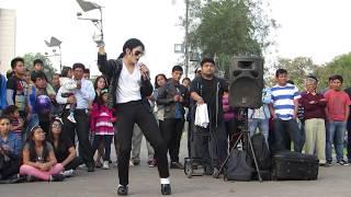 Michael Jackson Peruano Jhon Palacios: Billie Jean