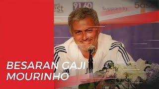 Resmi Bergabung di Tottenham Hotspur, Segini Gaji Jose Mourinho