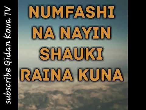 Ya zanyi da raina (kalaman tsuma zuciya)