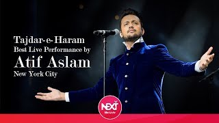 Tajdar-e-Haram - Best Live Performance by Atif Aslam - New York City