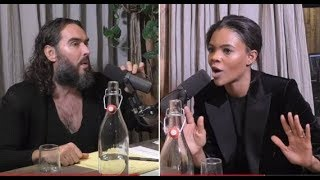 Candace Owens Blows Russell Brand's Mind With Her Propaganda ft. Wosny Lambre (TMBS 70)