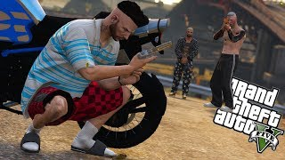 GTA V : VIDA DO CRIME : O ALLISON ESTÁ TRAINDO O BONDE ? ESTOU ENCURRALADO! EP.#48