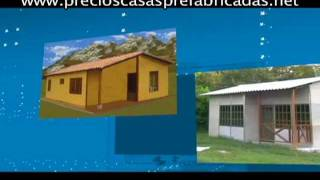 preview picture of video 'Casas prefabricadas uno a'