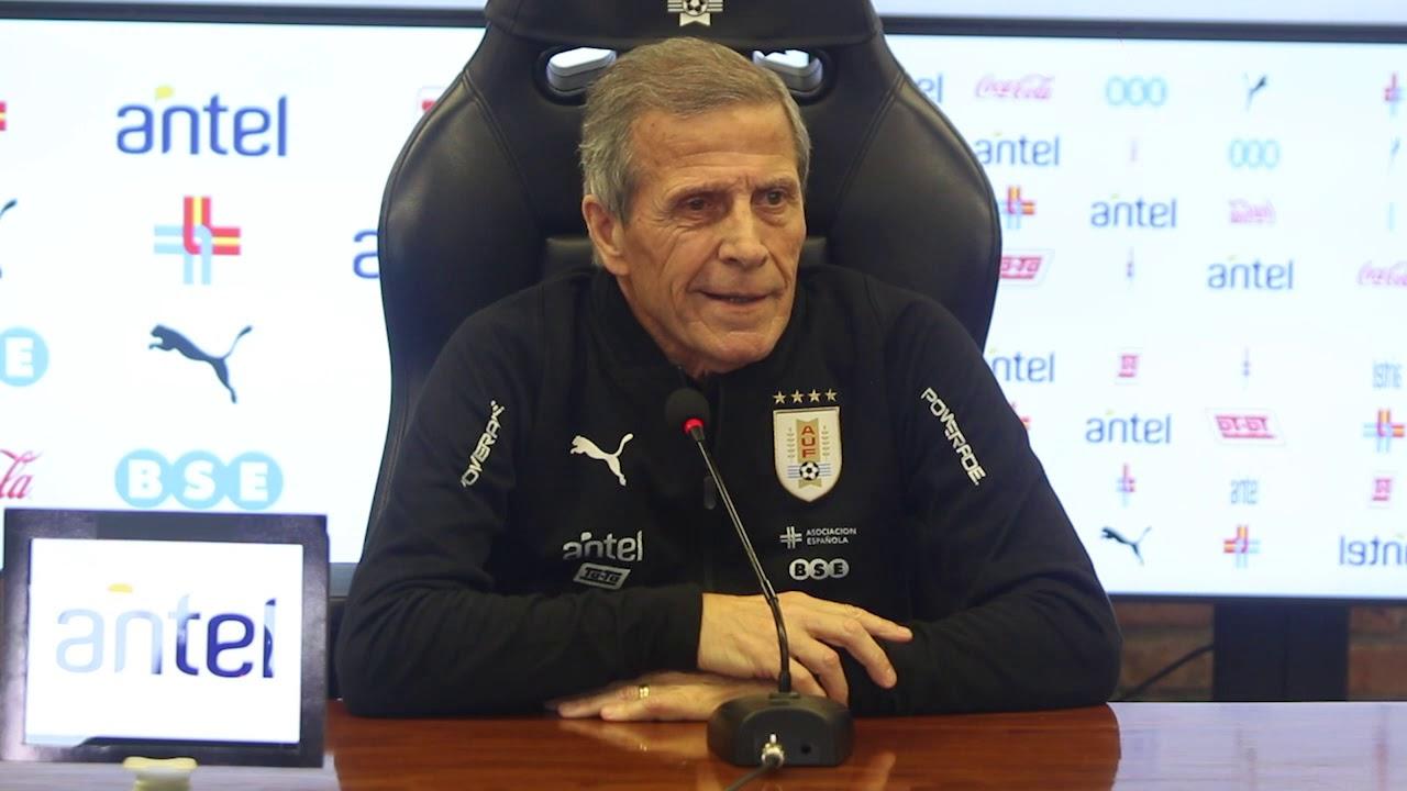 Conferencia de Oscar Tabárez (07-10-19)