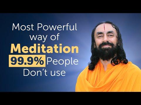 The Most Powerful Way of Meditation that Many People Don't use | Swami Mukundananda