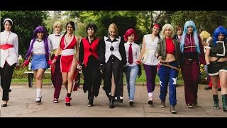 King of Fighters Cosplay Oficial - Bigboss