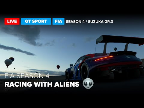 GT Sport LIVE: FIA Season 4 - Part 2