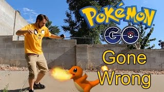 Pokémon Go Gone Wrong