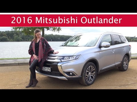 Fahrbericht: 2016 Mitsubishi Outlander 2.2 DI-D ClearTec