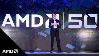 AMD CEO Lisa Su's COMPUTEX 2019 Keynote