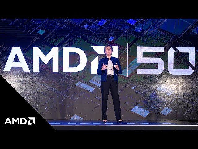 How AMD really took the fight to Intel at Computex 2019