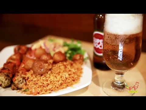The beer at Piri Piri