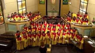 Go Not Far from Me, O God (by Joint Choir of Methodist International Church)