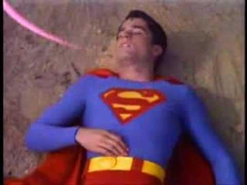 Superboy's Alien Sniper