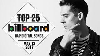 Top 25 • Billboard Rap Songs • May 13, 2017 | Download-Charts