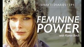 FEMININE POWER - INTERVIEW