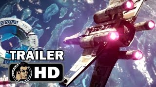 ROGUE ONE A STAR WARS STORY  Official International Trailer 3 2016 SciFi Action Movie HD