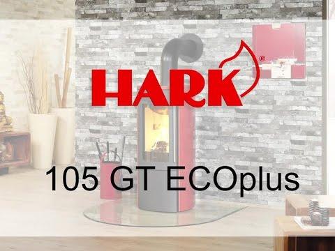 Kaminofen Hark 105 GT ECOplus