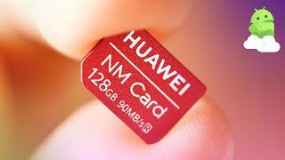 Huawei Nano Memory Card Review - The FUTURE of phone storage explained