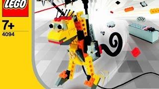 Lego Inventor Motor Movers Monkey 4094 Creator Instructions DIY