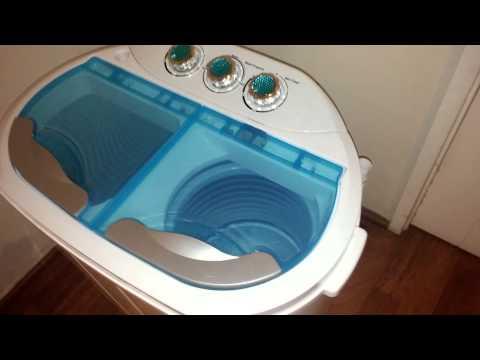 Mini lavadoras para deptos.