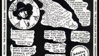 David Allan Coe - Little Suzie Shallow Throat