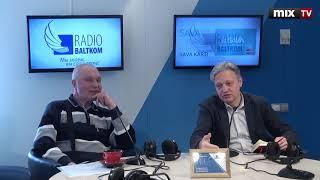 """Владимир Соколов и Отто Озолс в программе """"Разворот"""" #MIXTV"""