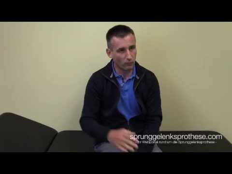 Behandlung von Gelenken an der Schwarzmeerküste