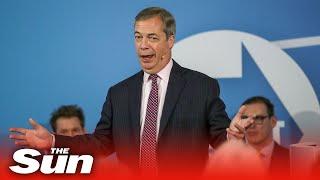 Farage demands postal votes are scrapped