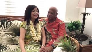 ニューカップル誕生!<ハワイ婚活・結婚相談所ならEMCLUB> - YouTube