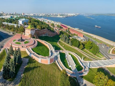 Фильм о Нижегородской области