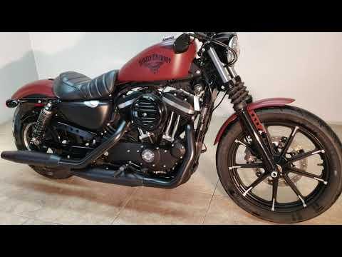 2017 Harley-Davidson Iron 883™ in Temecula, California