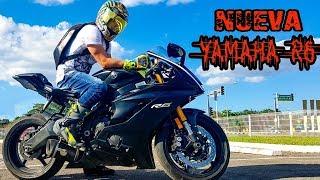 Yamaha R6 Nueva 2017  2018