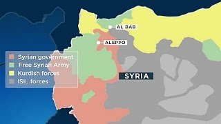 Syria: ISIL car bomb on Turkey-backed rebels