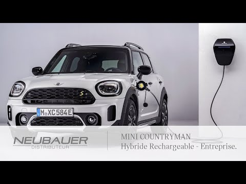 MINI Countryman Hybride Rechargeable - Entreprise