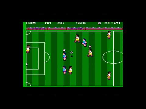 94 SUPER WORLD CUP SOCCER (1cc) MASTER SYSTEM (CTR)