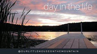 DITL VLOG || LITTLE HOUSE || PRODUCTIVE PREP DAY