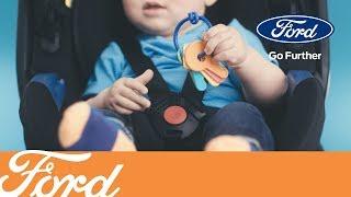 Hoe gebruik je het kinderslot van jouw Ford?