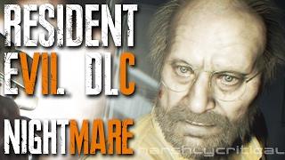 Resident Evil 7 DLC - NIGHTMARE - Survive Until 5 AM - Ending