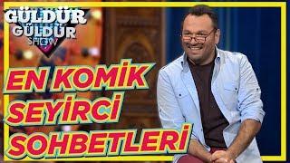 Güldür Güldür Show | En Komik Seyirci Sohbetleri