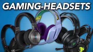 Die besten Gaming-Headsets 2021 im Test / Review