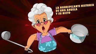 Las Historias Espeluznantes De Masha - La Horripilante Historia De Una Abuela Y Su Nieto 👵