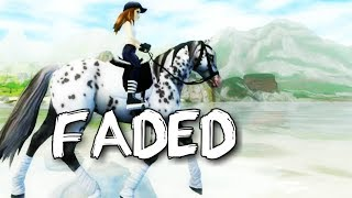 |Star Stable Online| Клип: Faded