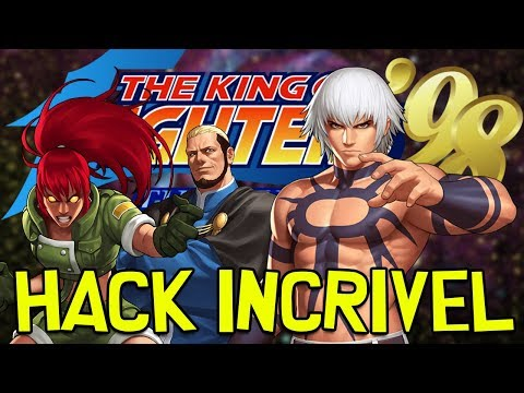O HACK MAIS INCRÍVEL DO KING OF FIGHTERS 98