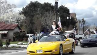 Almond Blossom Parade February 2010