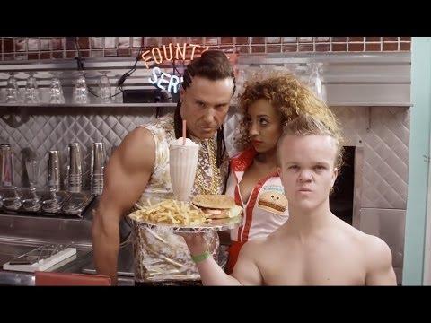 Hamburger Fries & Shake