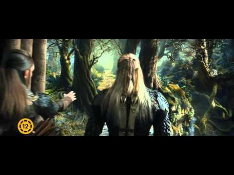 A hobbit: Smaug pusztasága online